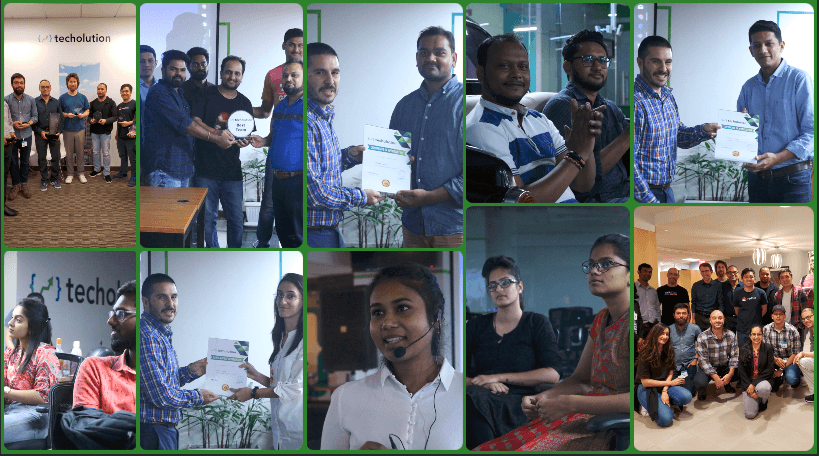 Rewards and Recognition at Techolution