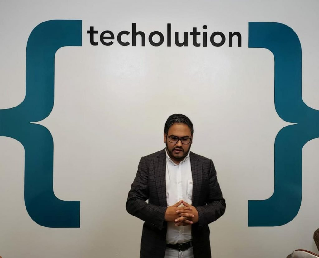 Luv Tulsidas, Founder and CEO, Techolution