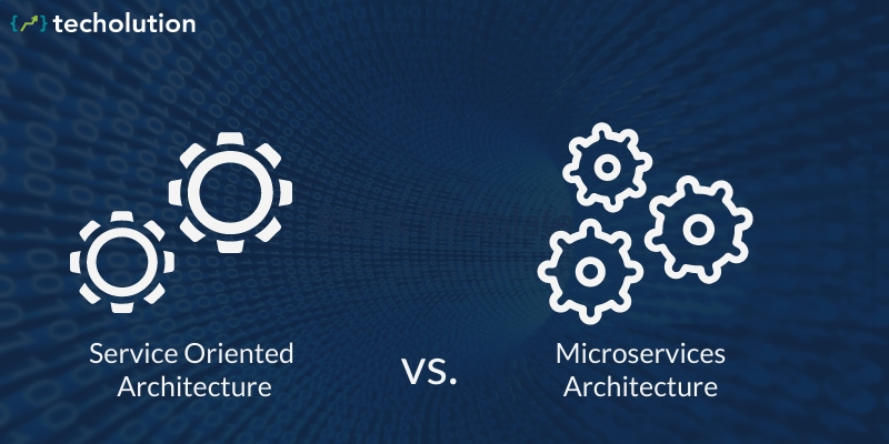 service oriented architecture (SOA) vs microservices