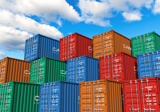 definition of containerization